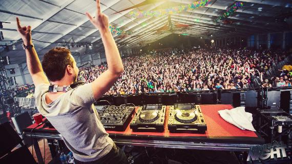 Hammarica.com Daily DJ Interview: SANDER VAN DOORN