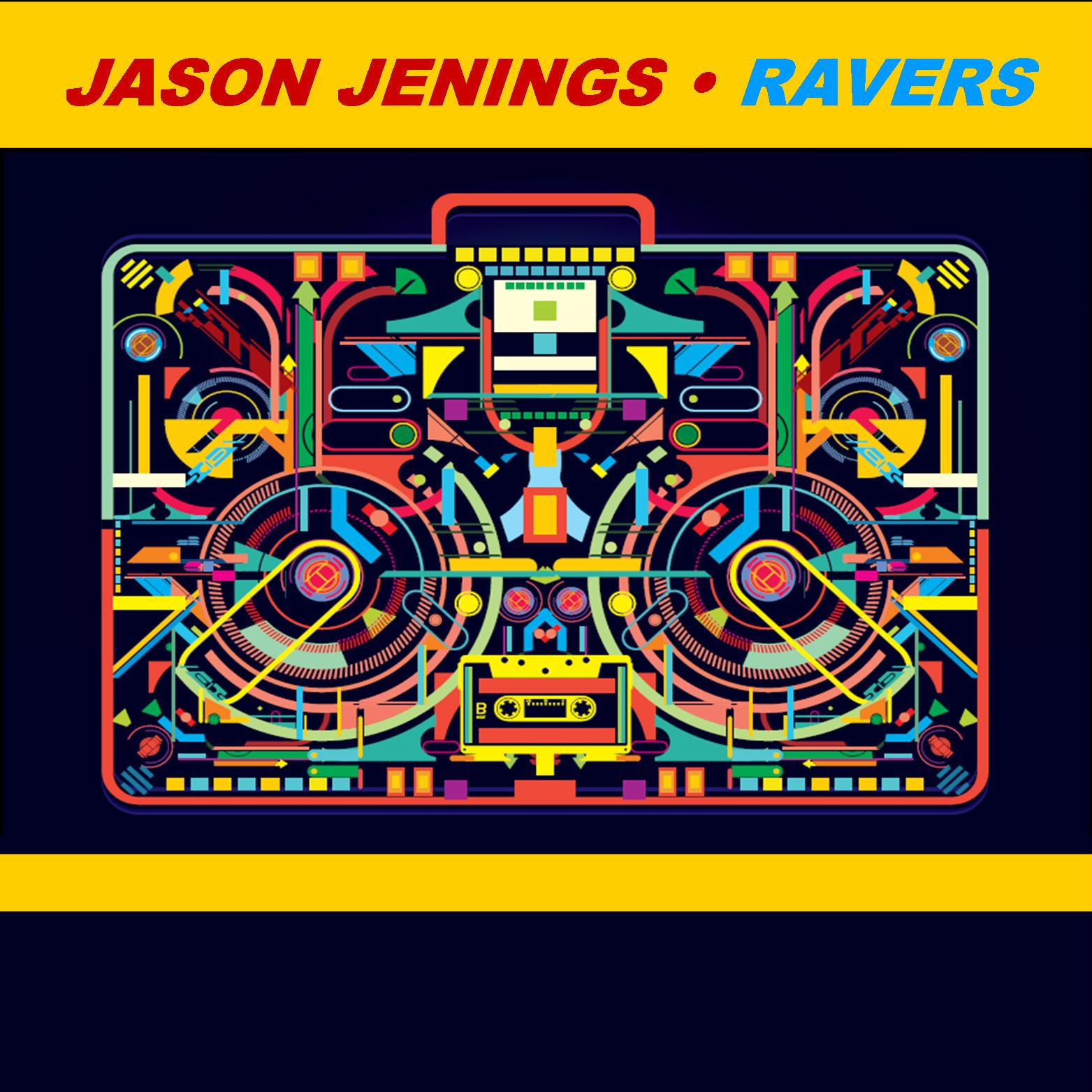 Hammarica.com Premiere: JASON JENINGS – RAVERS