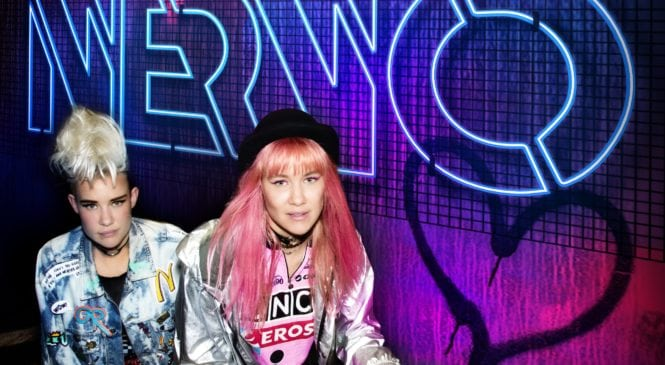 NERVO shine with new single 'What Would You Do For Love'