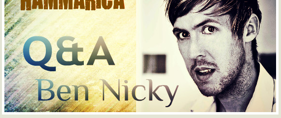 Hammarica Chats With UK EDM Star Ben Nicky