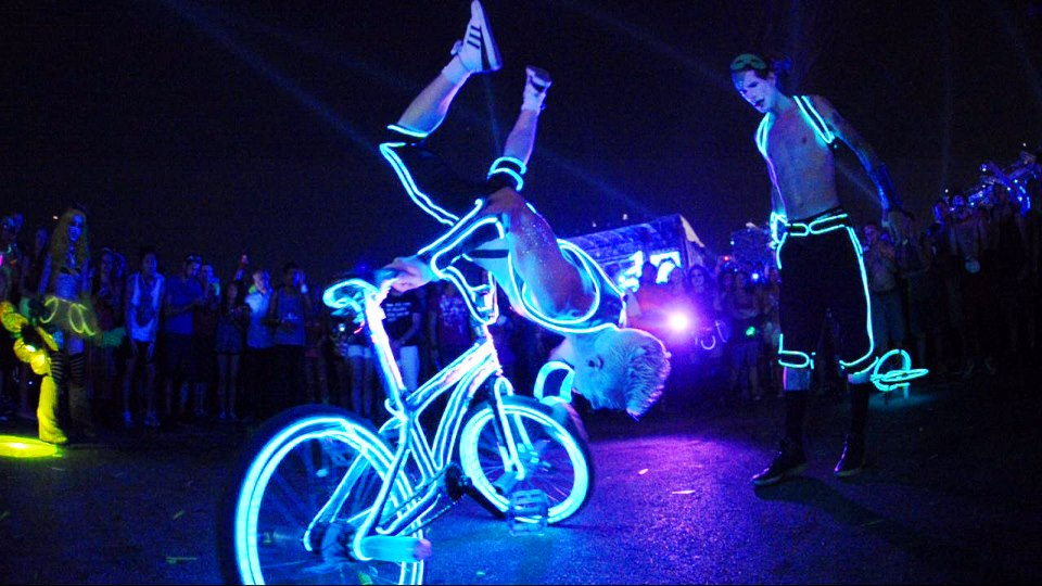 Seattle + Freaknight Festival + Armin + 22.000 = PARTYROCK