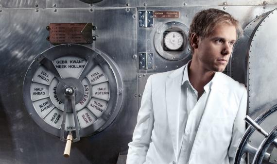 Hammarica.com Daily DJ Interview: ARMIN VAN BUUREN – The World's Number One