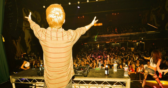 Hammarica.com Daily DJ Interview: Dubstep Sensation Cyberoptics
