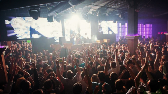 FOUNDATION NIGHTCLUB Voted #55th In The World